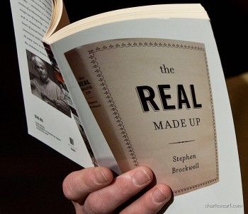 Stephen Brockwell - The Real Made Up